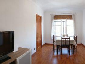 バルセロナの日本人がオーナーのアパート貸し部屋